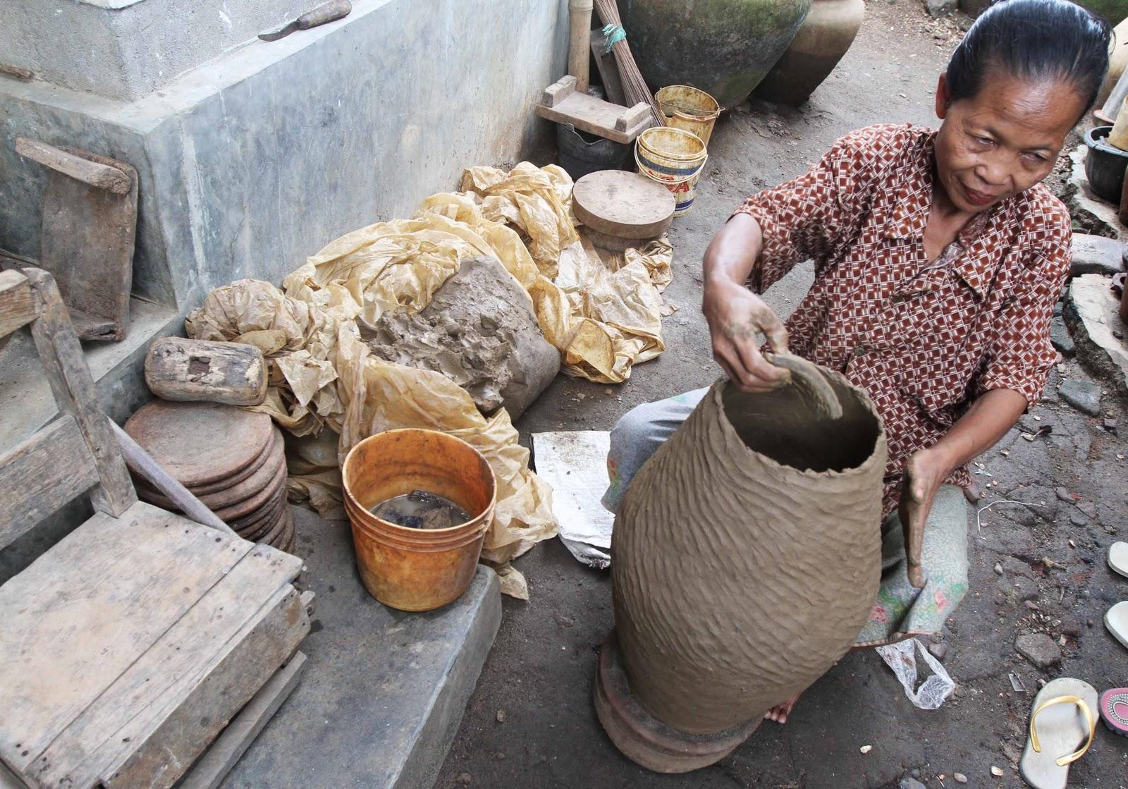 Pottery Banyumulek Lombok